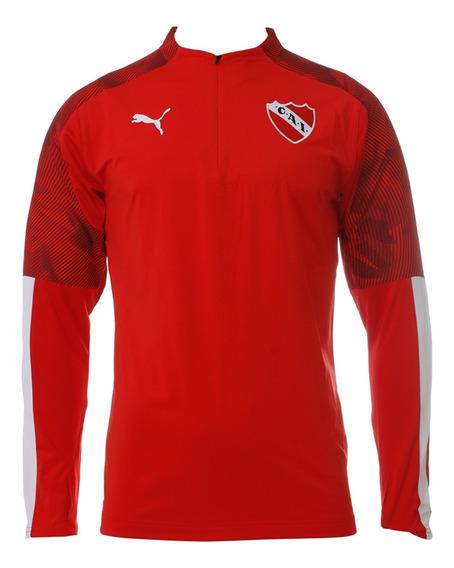 Buzo Puma Futbol Cai Hombre Rj/bl