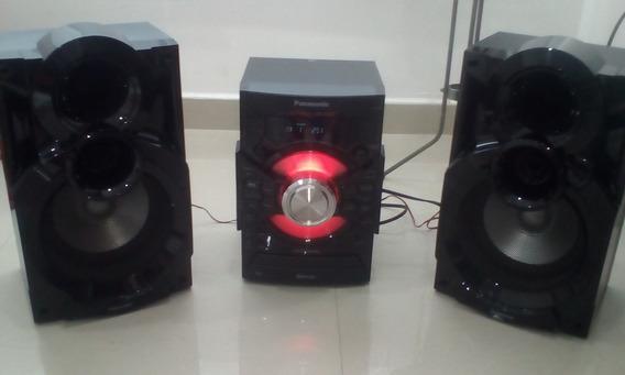 Equipo De Sonido Panasonic Sc-akx38