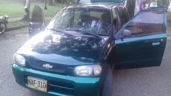 Chevrolet Alto 2002