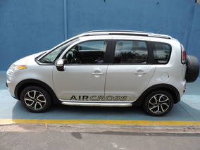 Citroën Aircross Exclusive 1.6 2014 Prata Flex