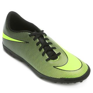 Chuteira Society Nike Bravatax Ll Tf