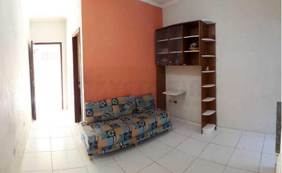 Kitnet Residencial Para Venda E Locação, Prainha, Caraguatatuba. - Kn0005