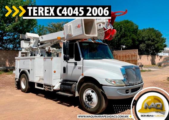 Grua Electrica International - Terex Digger 2007