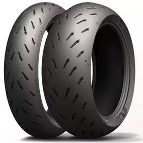 Par Pneu Fazer 600 Michelin Power Rs 190/50-17+120/70-17