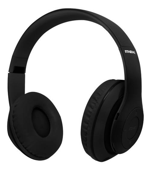 Headset Bluetooth Max Freedom C/ Radio Fm Ent Cartão Memoria