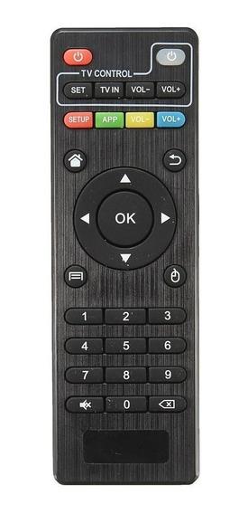 Controle Remoto Conversor Smart Tv Box Pro 4k Tx2, Tx9