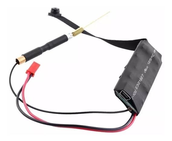 Camara Espia Wifi Mini Inalambrica Seguridad Para Celular Hd