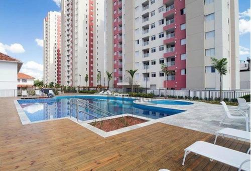 Apartamento À Venda, 80 M² Por R$ 550.000,00 - Ponte Preta - Campinas/sp - Ap19552