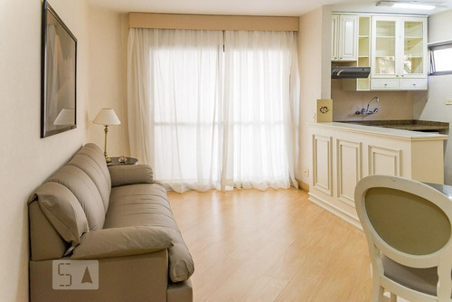 Apartamento À Venda - Bela Vista, 1 Quarto,  48 - S893122923