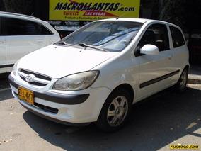 Hyundai Getz Gl Mt 1600cc 3p 16v Aa