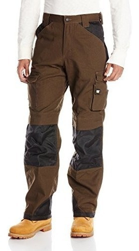 Pantalon Cat Caterpillar Para Hombre Trabajo Industrial Ct3