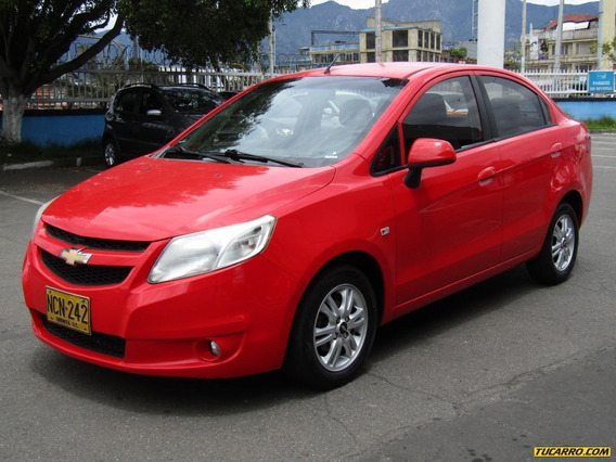 Chevrolet Sail Ltz 1.4