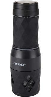 Tayama Tms-838 - Máquina De Café Expreso Portátil (calien
