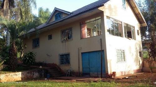 Imagem 1 de 6 de Chácara Para Venda Em Ponta Grossa, Vila Idelmira, 3 Dormitórios, 1 Banheiro - 35_2-70766