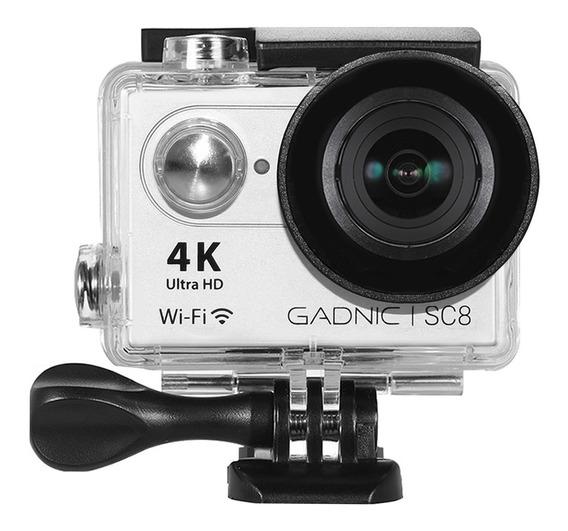 Camara Digital Sumergible Deportiva 2.7 Doble Lcd Selfie Agua