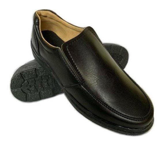 Zapato Simil Cuero Art 600