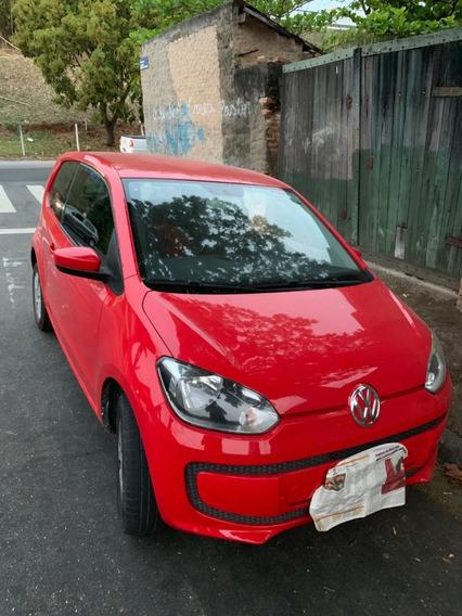 Volkswagen Up! Take 2 Portas, Vermelho