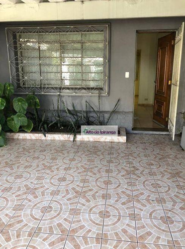 Imagem 1 de 19 de Sobrado Com 3 Dormitórios À Venda, 95 M²  Vila Olímpia - São Paulo/sp - So1241