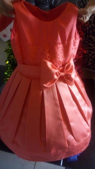 Vestido De Niña Talla 1-4 Nuevos