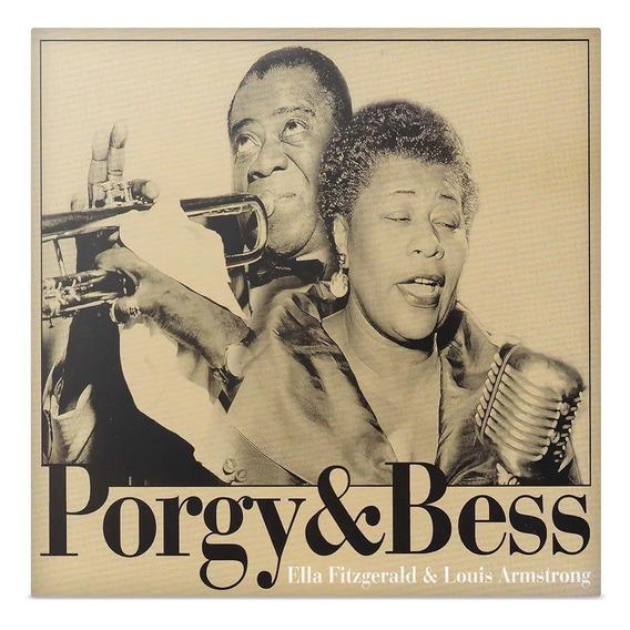 Vinilo Ella Fitzgerald & Louis Armstrong Porgy & Bess Lp