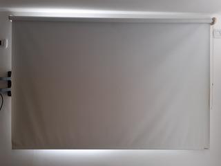 Cortina Blackout Blanco