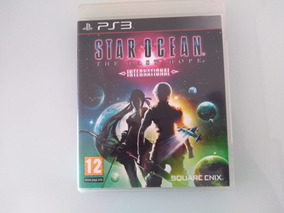Jogo Ps3 - Star Ocean The Last Hope Internationl