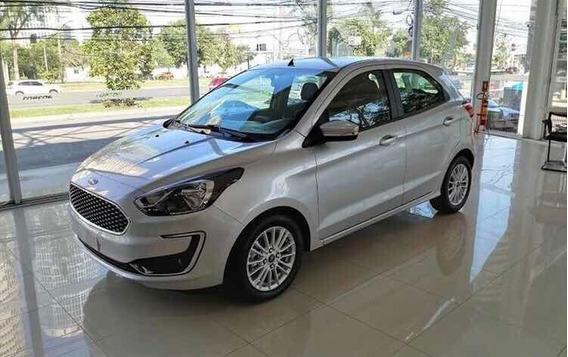Ford Ka 1.5 Titanium Flex Aut. 4p 2020