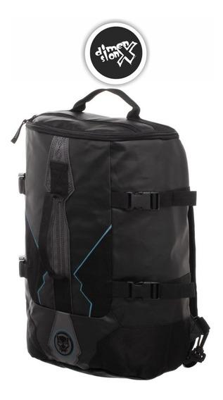 Mochila Black Panther Tactical Marvel Backpack Bioworld