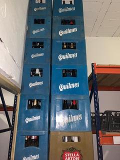 Cajones De Cerveza Vacíos De Litro Quilmes