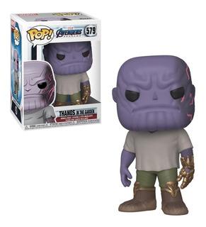 Funko Pop Thanos In The Garden 579 Avengers Endgame Nuevo