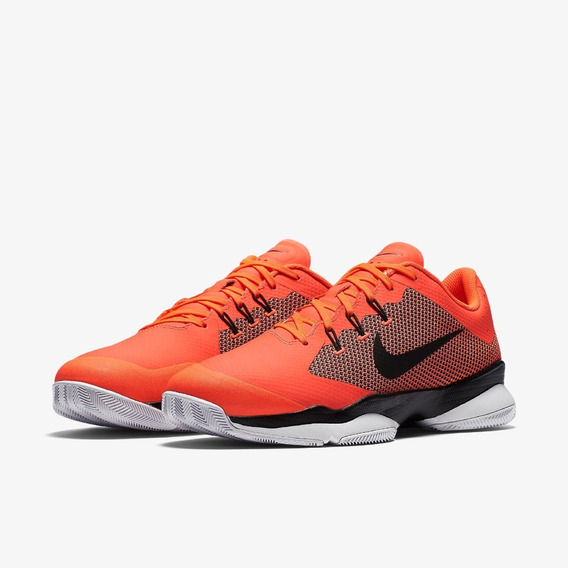Zapatillas Nike Tenis Air Zoom Ultra Hyper Orange Tenis Pro