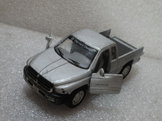 Dodge Ram Pickup Kinsmart 1:44 Loose
