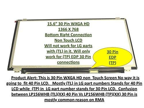 AUO Dell LATITUDE 15 35X0 5550 E5550 Series 15.6 LED LCD Screen eDP 30PIN