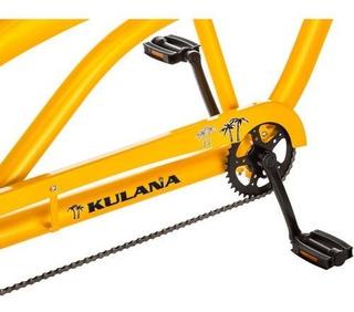Bicicleta Kulana Lua Tandem, Ruedas De 26