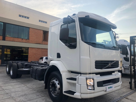Volvo Vm 260 Leito Ano 2008 Truck Chassis Ñ 2425 24250 2422