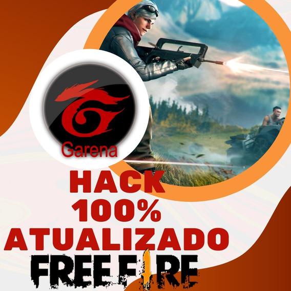 Hack Free Fire Atualizado Anti-ban