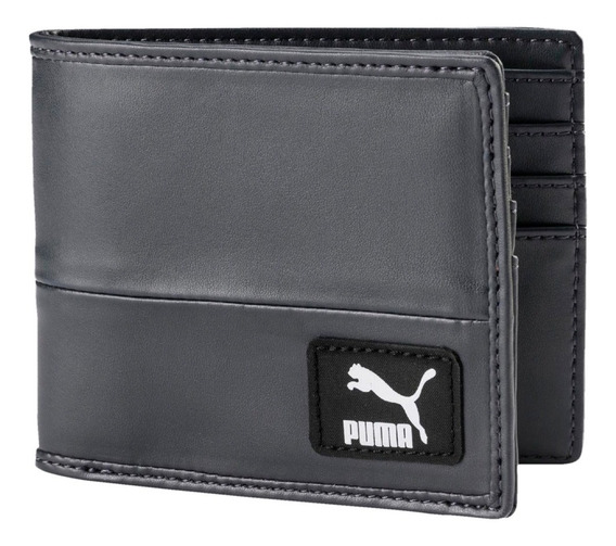Cartera Orginals Billfold Wallet Hombre 02 Puma 075019