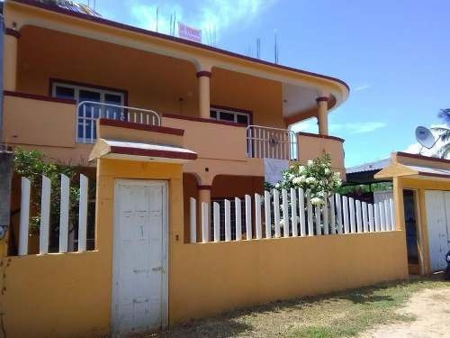 Casa De Playa En Venta Brisas De Zicatela Puerto Escondido