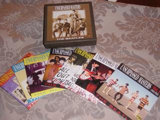 The Beatles Box Unsurpassed Masters (original E Lacrado)
