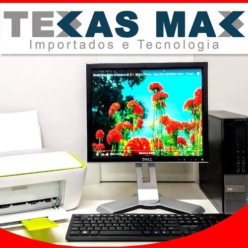 Imagem 1 de 5 de Lote Cpu Corporativa Dell Optplex 780 I5 4 Gb Hd 250 Vl.unit
