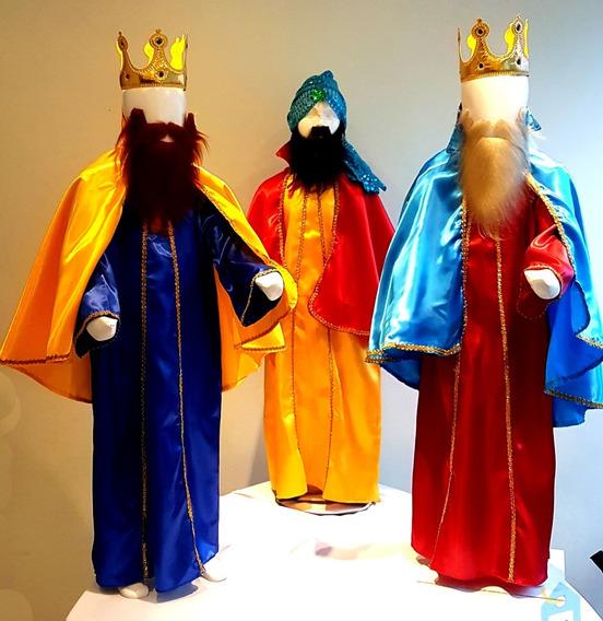 Disfraz De Reyes Magos Pastorela