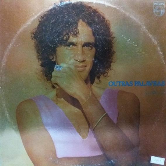 Lp Disco Vinil Caetano Veloso Outras Palavras 1981
