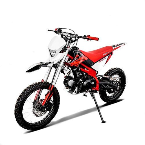 Moto Funmotors - Raptor 125cc + Frete