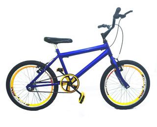 Bicicleta Aro 20 Freestyle Infantil - Masculina Frete Gratis
