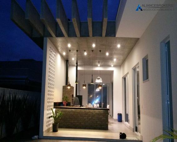 Casa Térrea Alto Padrão Condomínio Fechado Reserva Da Serra 4 Quartos. - Ca00006 - 32927203