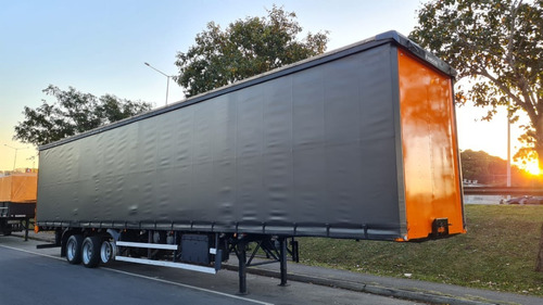Imagem 1 de 9 de Carreta Sider Randon Ano 2014 - 30 Pallets 15,40m X 2,90m