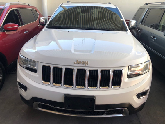 Jeep Grand Cherokee 2015 3.6 Limited Lujo V6 4x2 At
