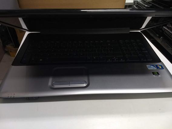 Notebook Compaq Presario Cq71 Com Defeito 17.3 Led