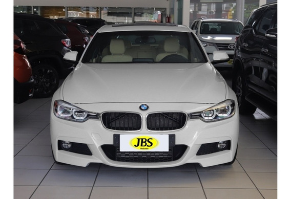 320i 2.0 M Sport Gp 16v Turbo Active Flex 4p Automático