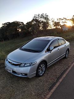 Honda Civic 1.8 16v Aut. Flex 2011